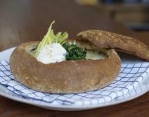 Mozza * Zuppa di fave #mozza #antipasti #zuppa #cibo #food #italianfood #monaco #ristorante