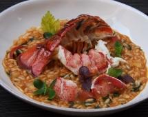 Mozza * Risotto all'aragosta #mozza #homard #risotto #lobster #food #monaco